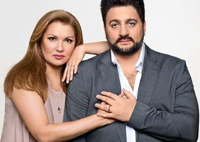 Anna Netrebko & Yusif Eyvazov          mo02.03.2020|20:00Uhr