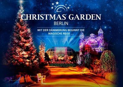 Christmas Garden Berlin